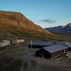 Sylarna, STF Mountain station