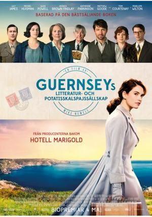 Guernseys litteratur- och potatispajskalssällskap- Vännäs Filmstudio