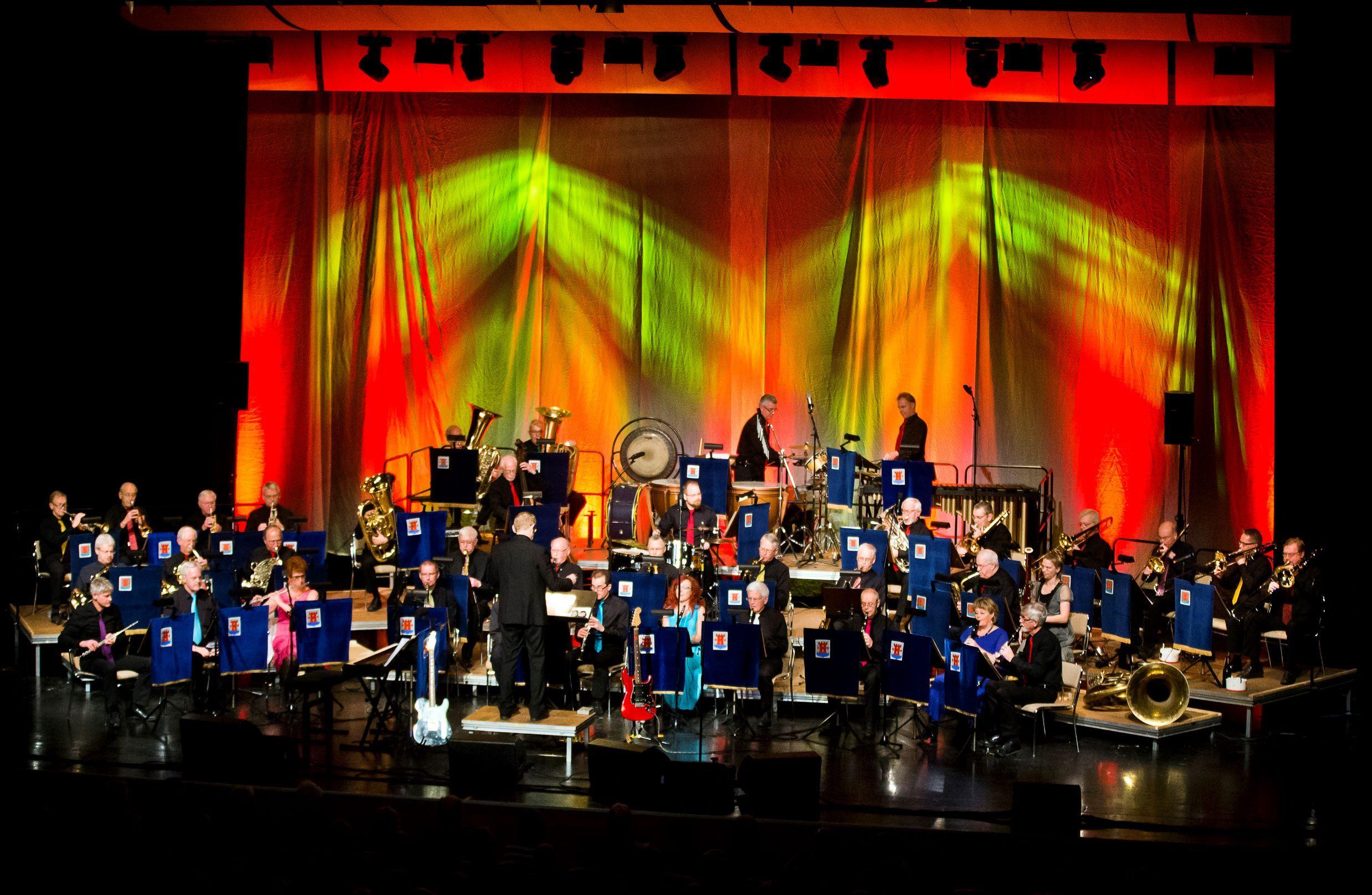 Filmmusik från nu och då med Kalmar Concert Band