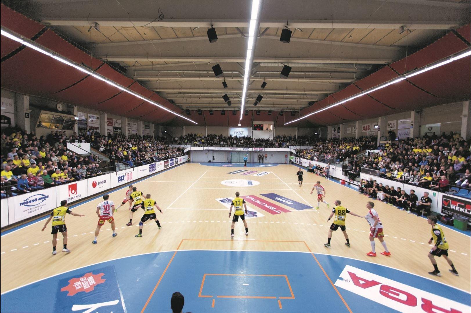 Series match: HIF Karlskrona - Ystads IF