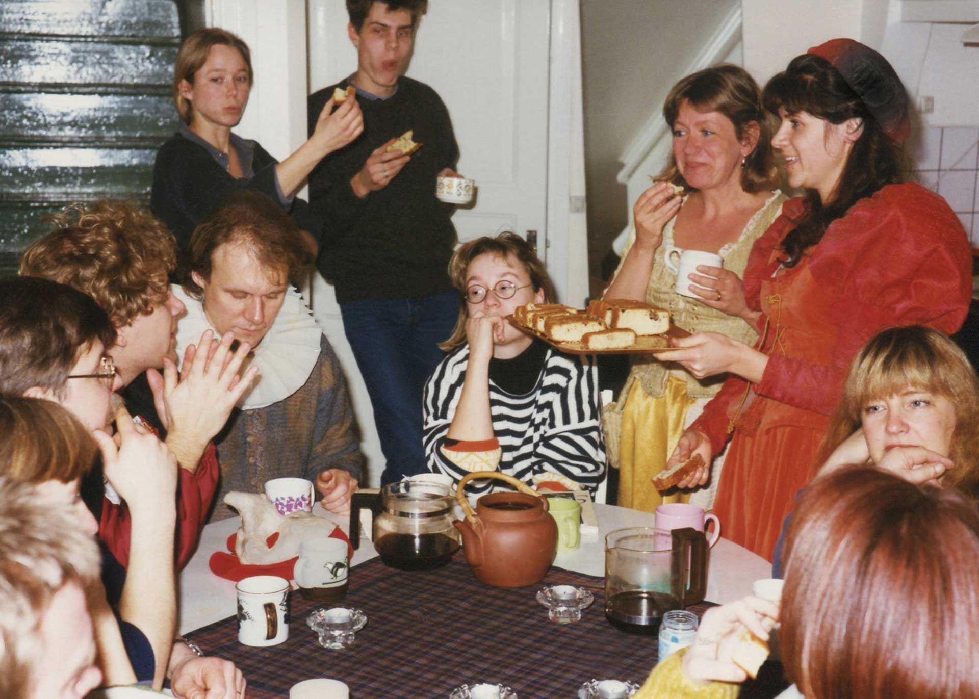 Vernissage: 40 år med Lokalteatern