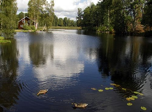 Nordländer in Åby - Kanu & Angeln