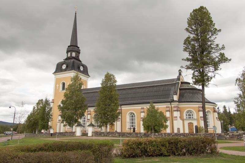 Ulf Jonsson,  © Älvdalens församling, Mässa i Älvdalens kyrka