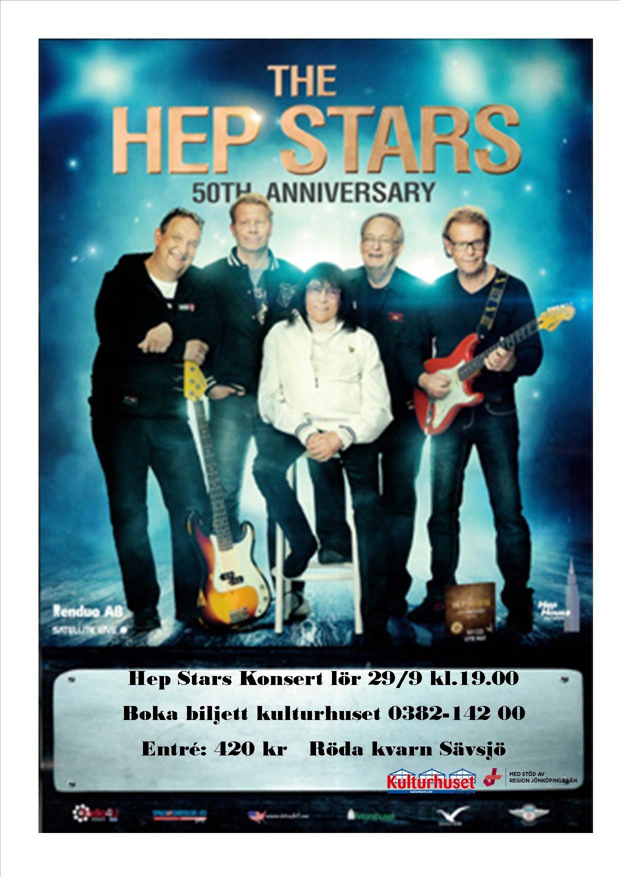 The Hep Stars 50th Anniversary