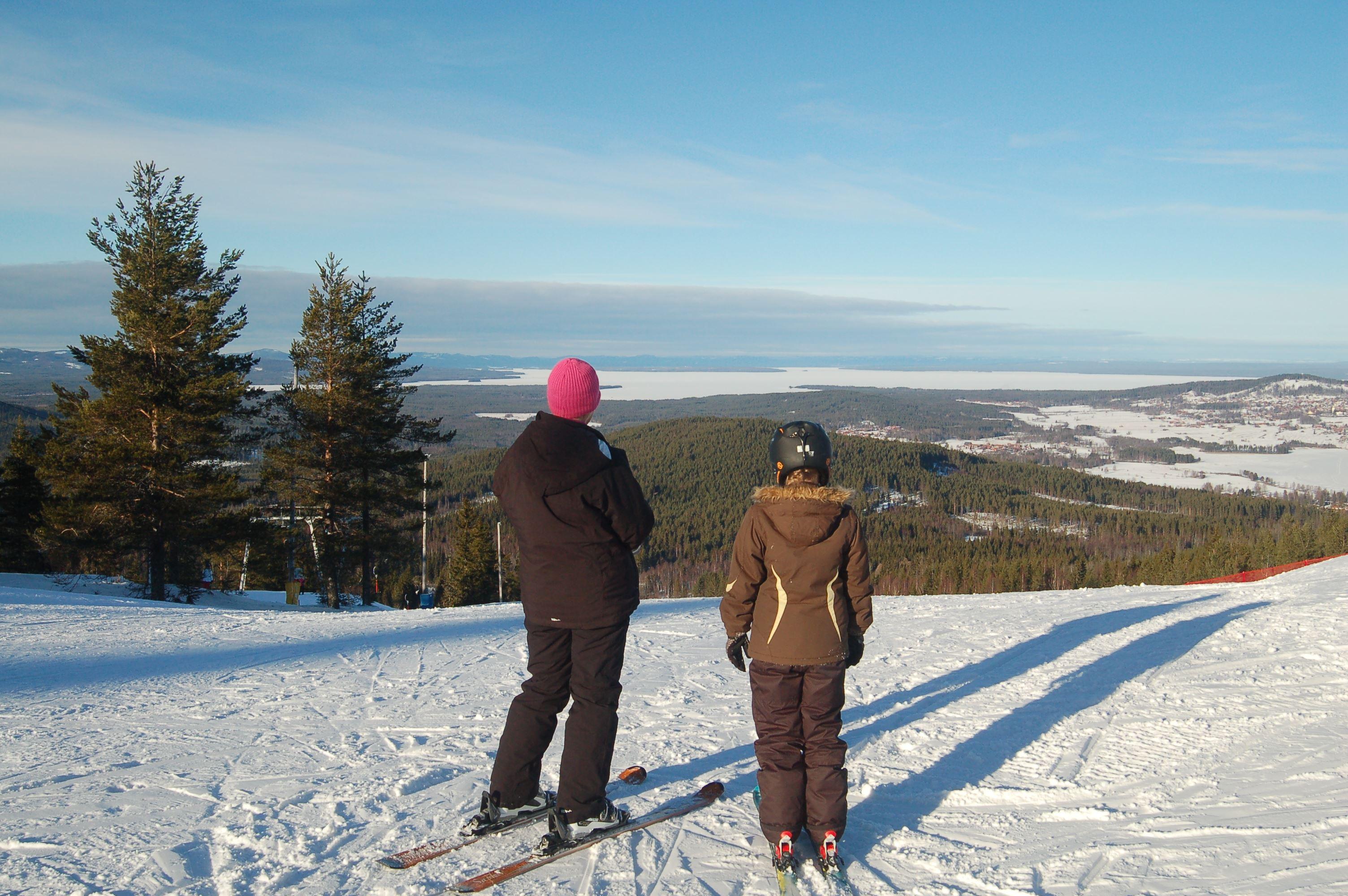 Leksands kommun, Granberget - Leksand Ski