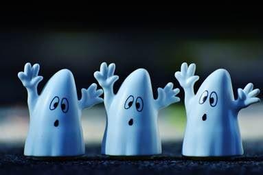 Ruskiga spökhistorier