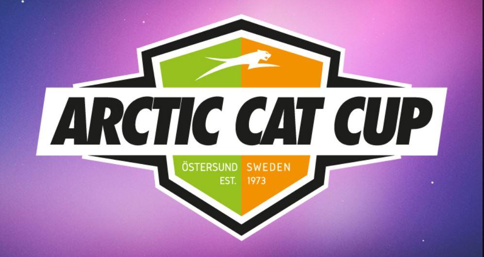© Copy; Östersunds snöskoterklubb, ARCTIC CAT CUP