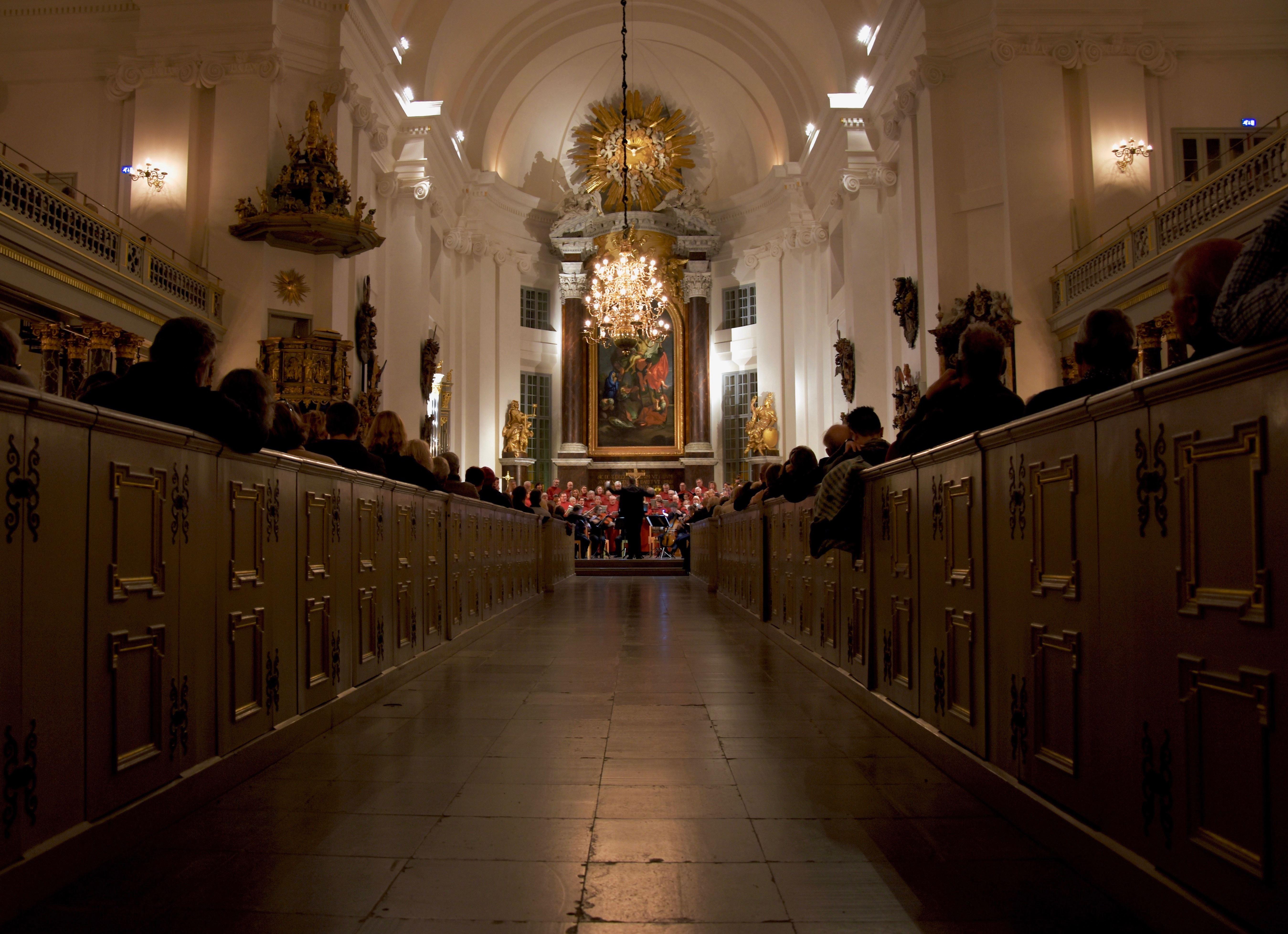 Barock, lutherdom och hustavla - domkyrkan berättar