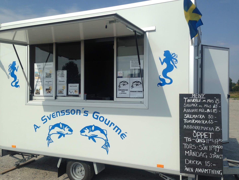 Fiskvagnen - A Svenssons Gourmet