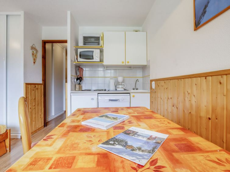 2 Room 4 Pers ski-in ski-out / BALCONS D'OLYMPIE 323
