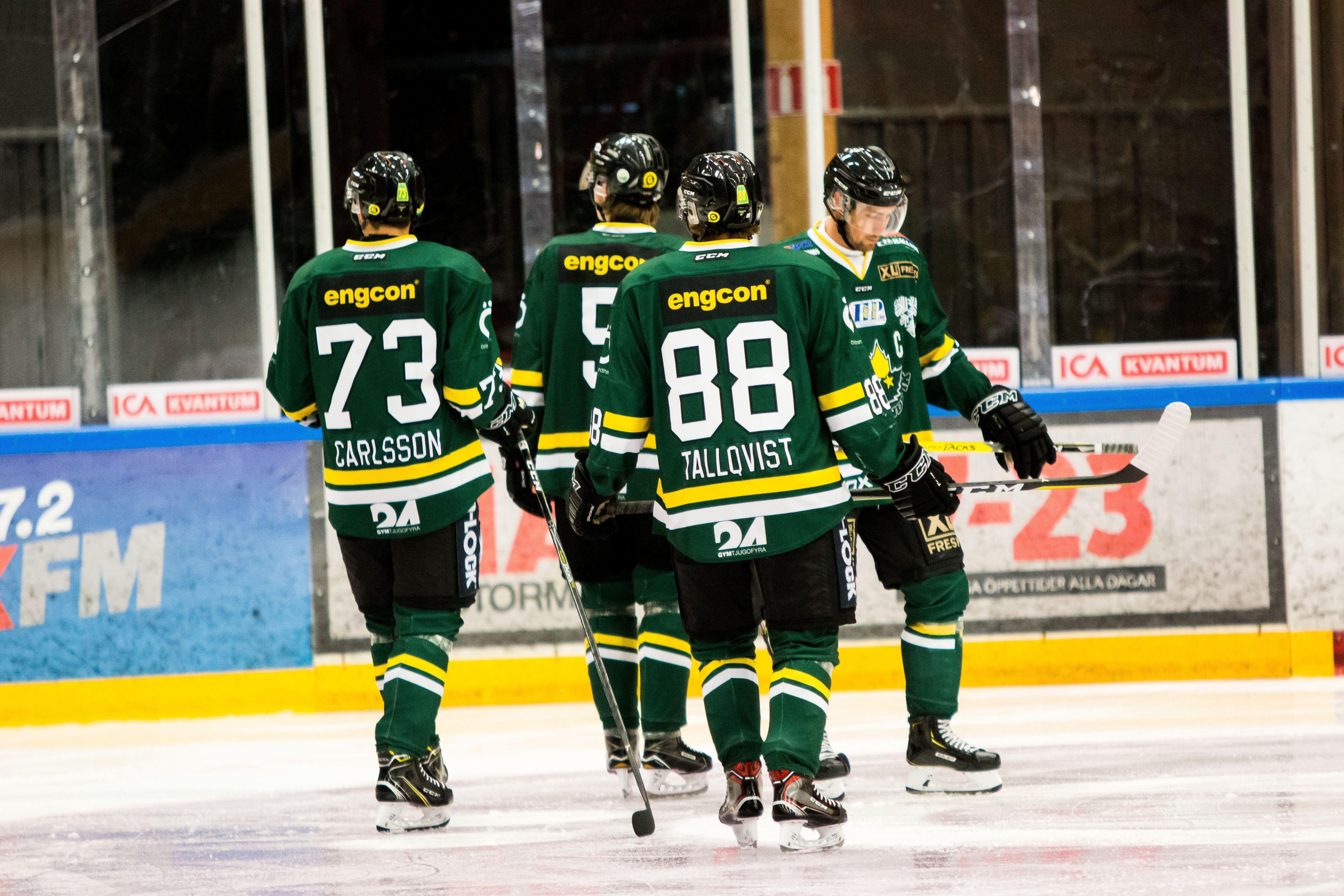 Hockey: ÖIK vs Piteå