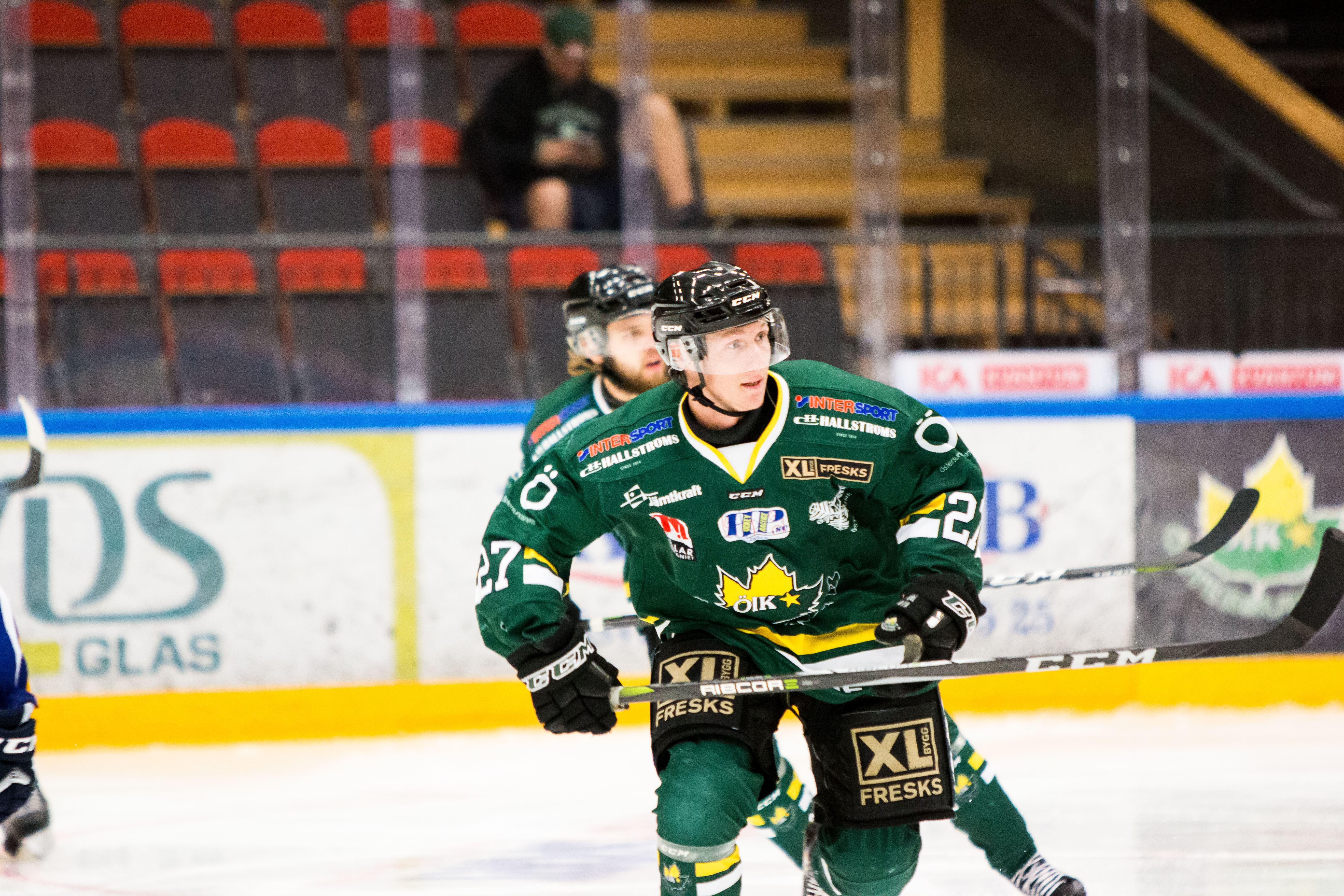 Hockey: ÖIK vs SK Lejon