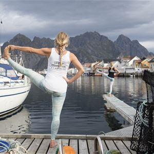 Kristin Folsland Olsen,  © Kristin Folsland Olsen , Yoga Lofoten