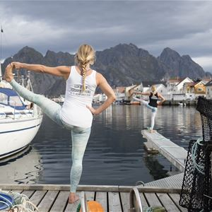 © Kristin Folsland Olsen , Yoga Lofoten