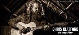 Chris Kläfford - The imagine tour
