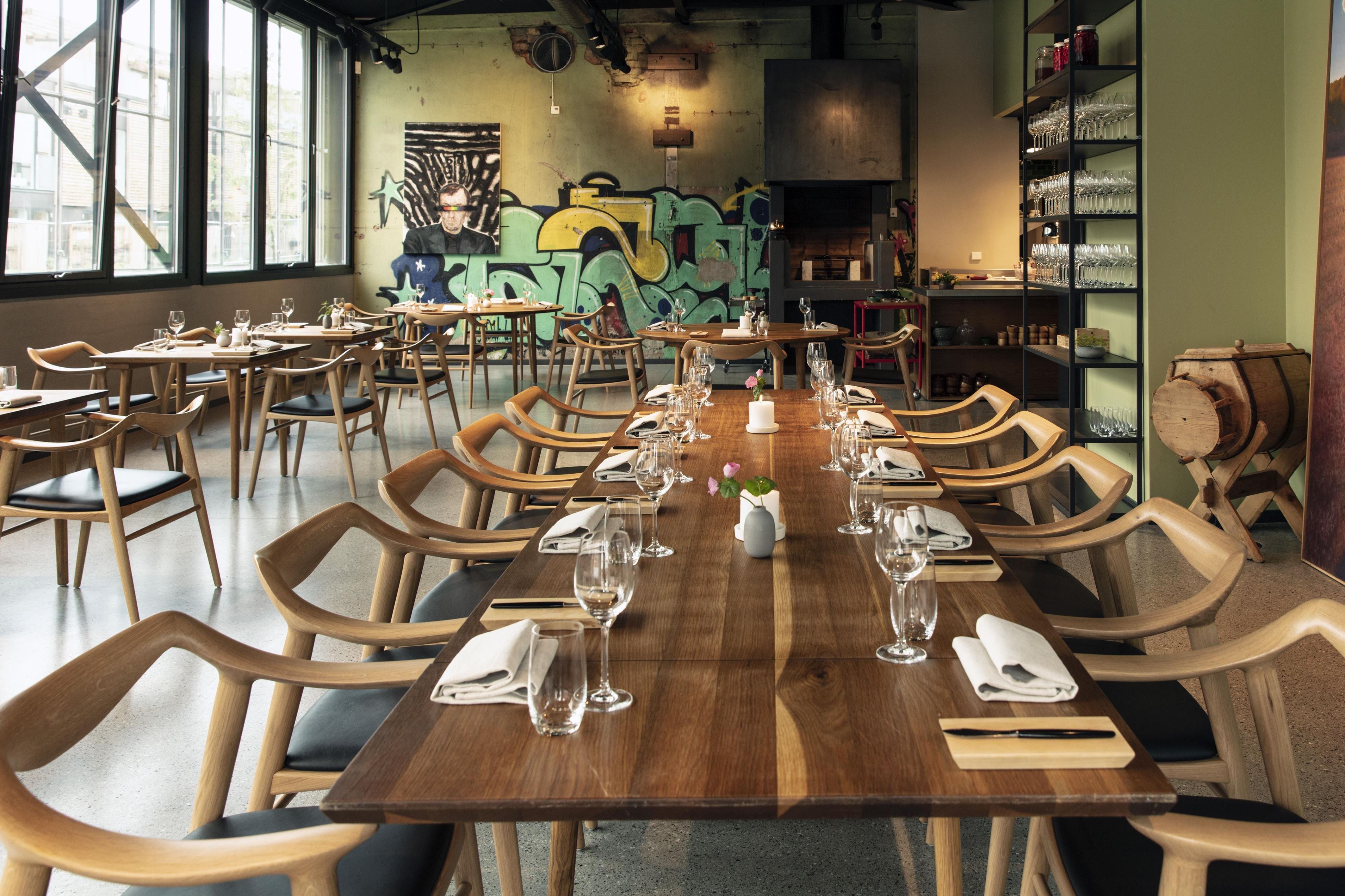 Geir Mogen, Bilde av restauranten -Norges beste restaurant