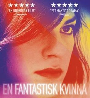 En fantastisk kvinna - Vännäs Filmstudio