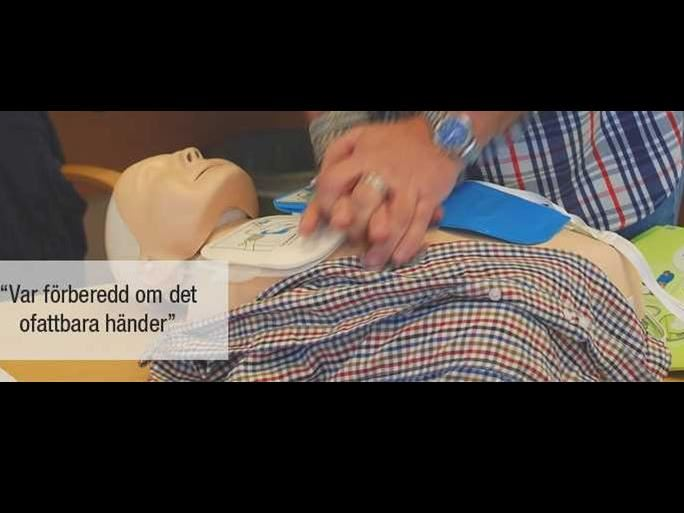 Första hjälpen och hjärt- och lungräddning