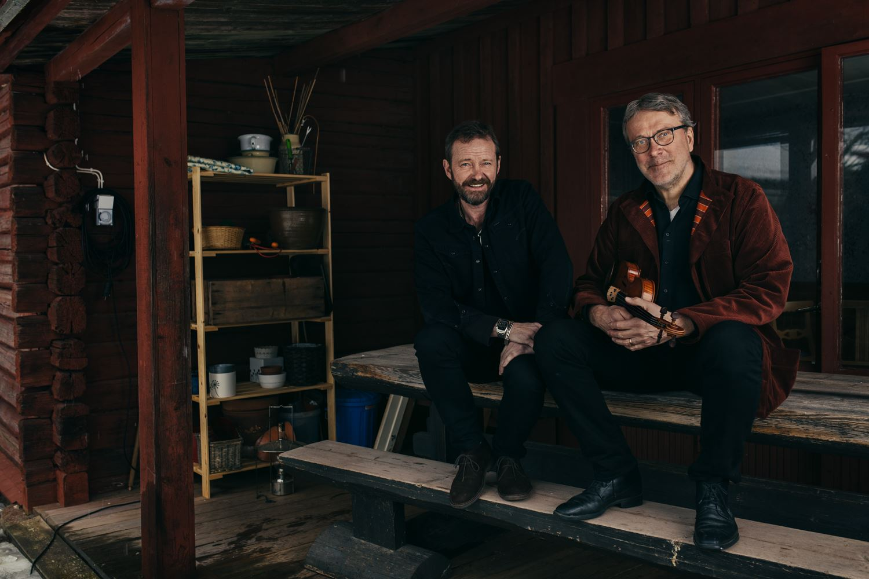 Folkmusikcafé: Bengan Janson & Per Gudmundson