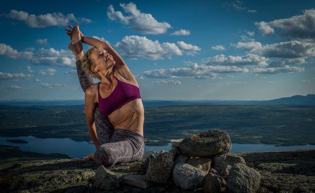 © Ellen Johannesen, Yoga Lofoten