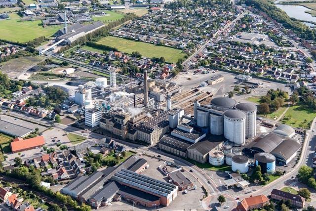 Rundvisning på Nakskov Sukkerfabrik
