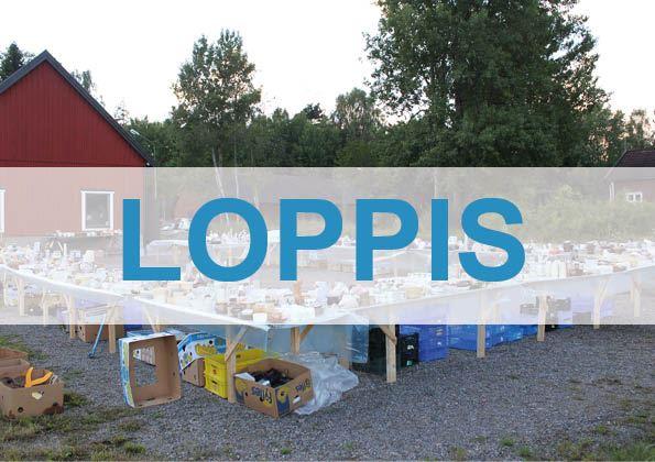 Loppis/barnloppis