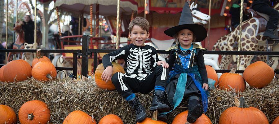 Halloween i Furuvik