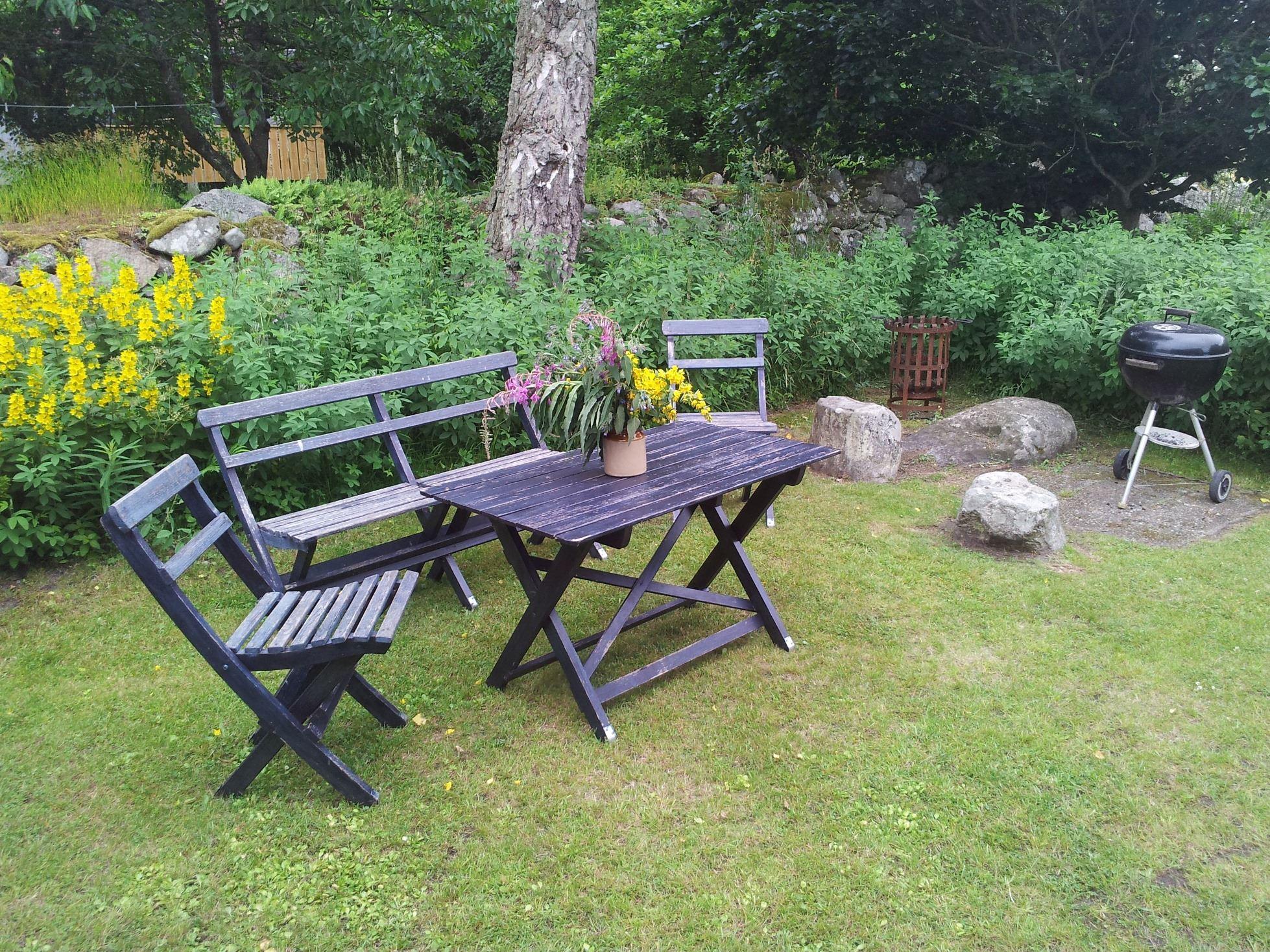 Ferienhaus mit 6 Betten in Sandvik