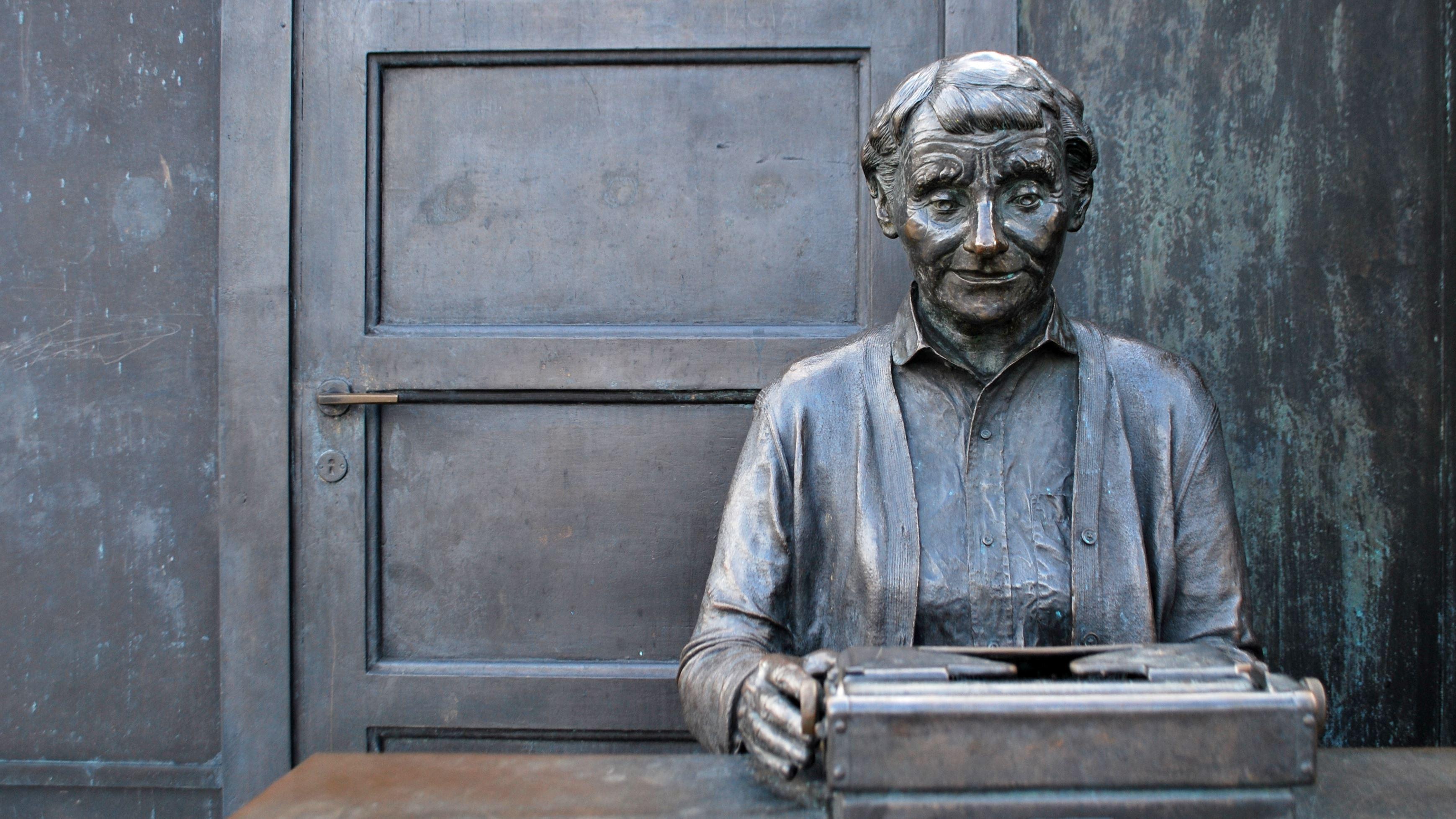 Astrid Lindgren-Statue