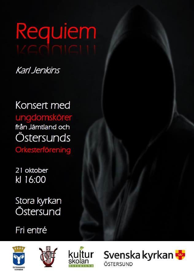 © Östersunds orkesterförening, Requiem - Karl Jenkins