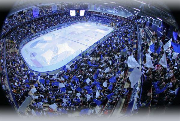 Ishockey Leksands IF -  HV71