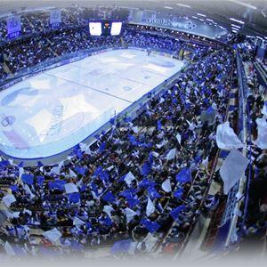 Ishockey Leksands IF -  Växjö