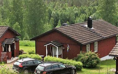 LD620 Dalecarliabyn, Tällberg, 10 km N Leksand