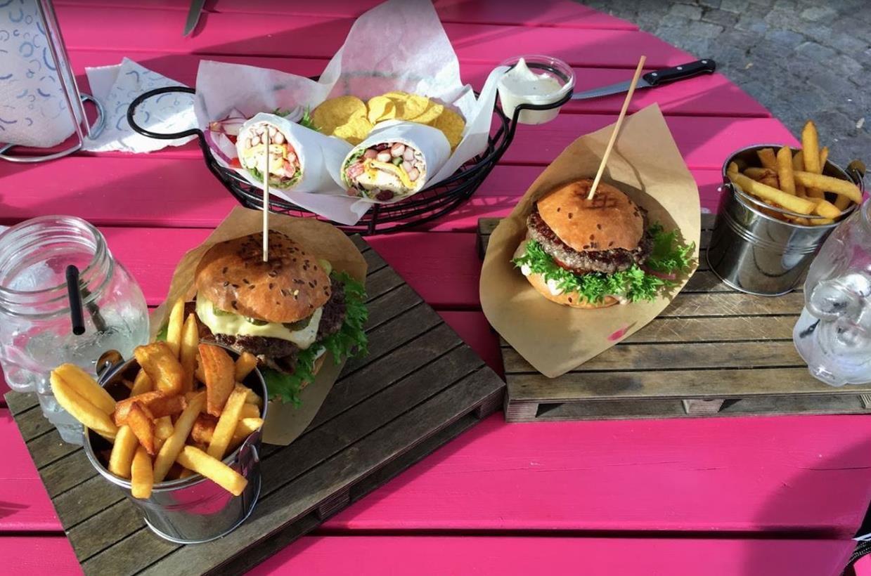 Butcher's Burgers & Food