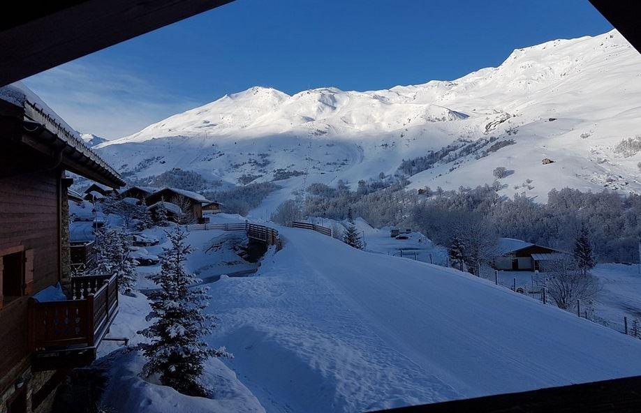 7 Room 12 Pers ski-in ski-out / HAMEAU DES MARMOTTES A13