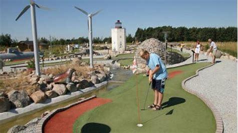 Golf og Fun Park Marielyst