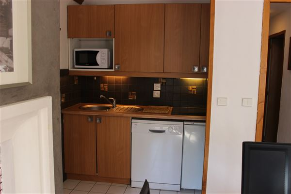DIAMANT 22 / APARTMENT 3 ROOMS 6 PERSONS - 3 GOLD SNOWFLAKES - VTI