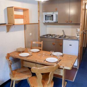Arcelle 111 - 2 pièces + cabine - 6 personnes - 1 flocon bronze