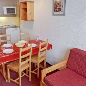Arcelle 614 - Studio + cabin - 4 persons - 1 bronze snowflake