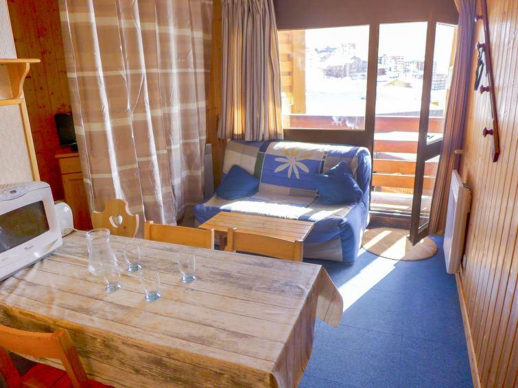 Arcelle 301 - 2 pièces avec chambre + cabine - 4 personnes - 1 flocon bronze