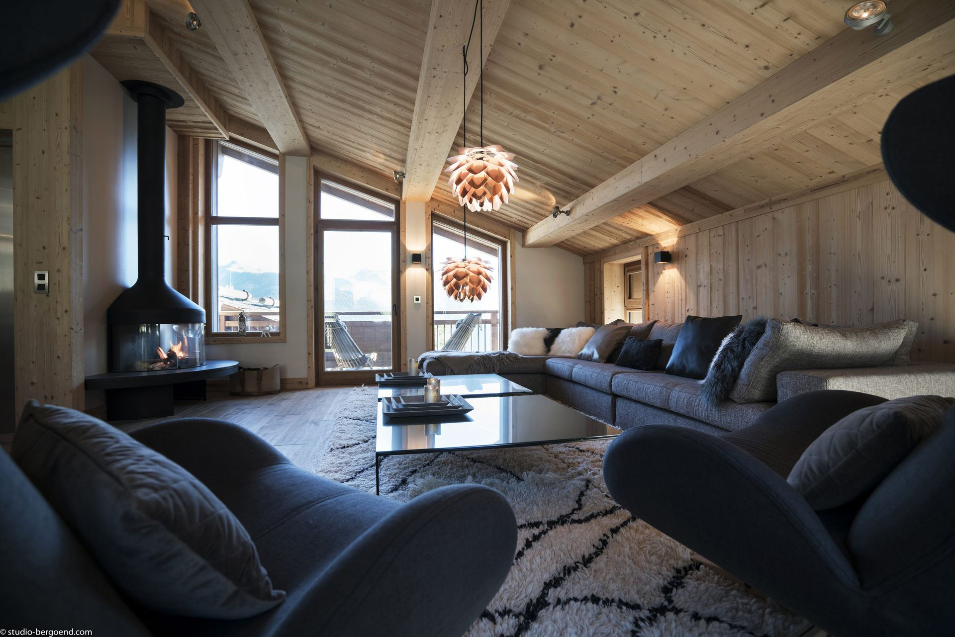 10 people / Chalet Eiger (Mountain of exception)