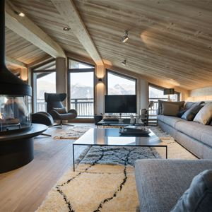 7 rooms 10 people / Chalet Monch (Mountain of exception)