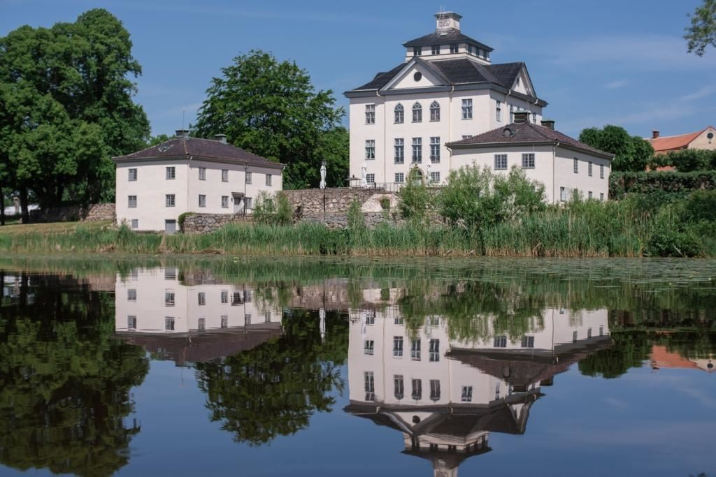 Öster Malma Castle: hotels and SVIF hostels, Nyköping