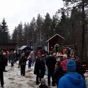 Christina Lidström,  © Grannäs Folk & Fä, Cristmas market  in Grannäs