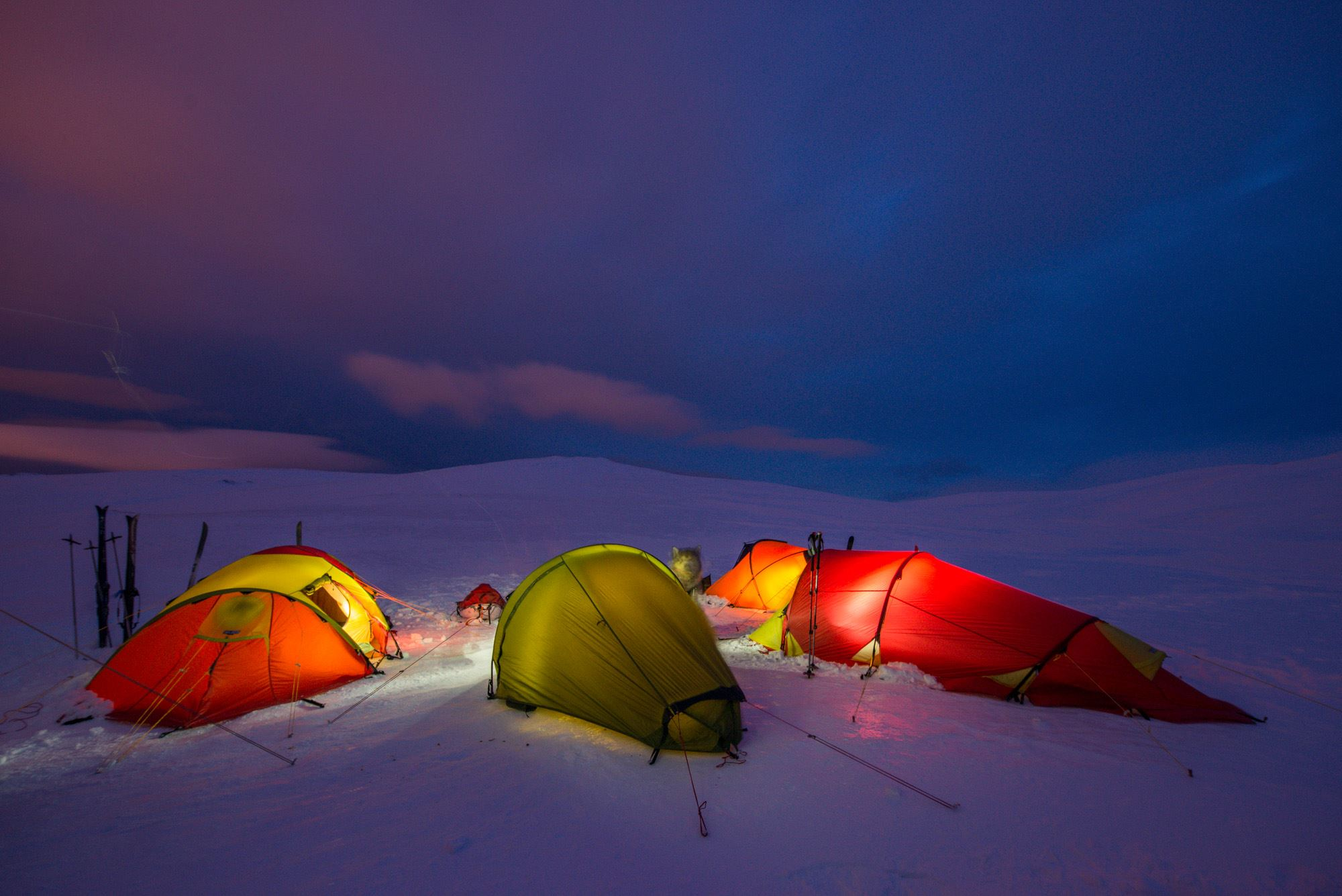 Northern Lights Polar Camp
