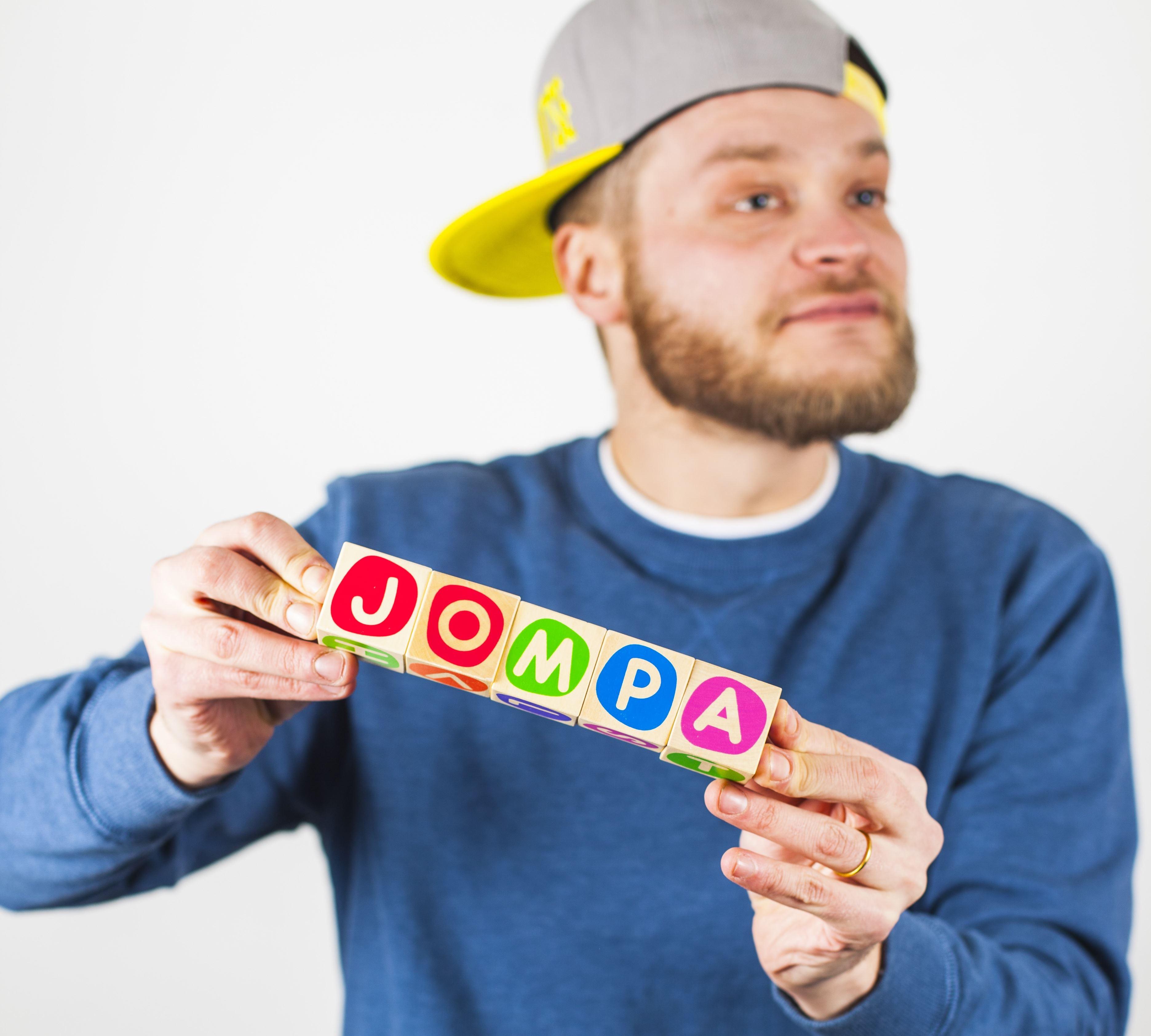 Hiphopsagor med Jompa och DJ, Berga teater (Åkersberga)