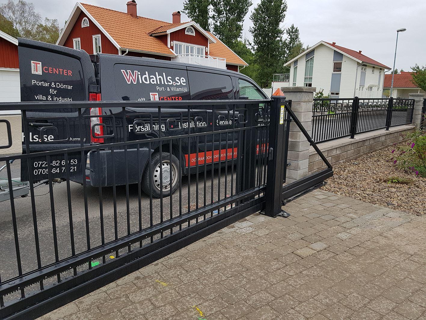 Widahls Port & Villamiljö