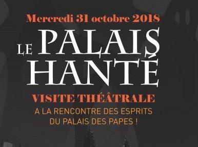 Le Palais Hanté