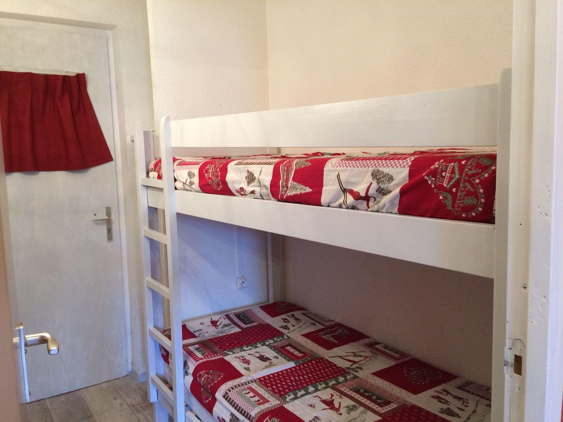 2 rooms 4 to 6 people / Brigues B442