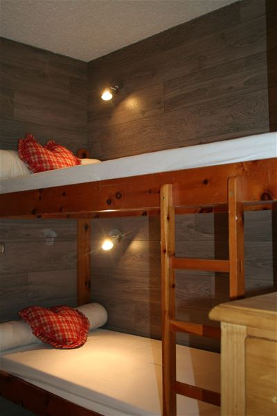 1 studio 4 persons, ski-in ski-out / Domaine du Jardin Alpin 6B (Mountain) / Tranquillity Booking